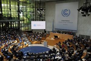 Bonn UN Climate Conference Plenary